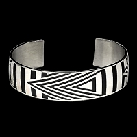 Native Chevron Bracelet