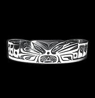 Tribal Bird Bracelet