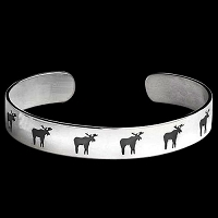 Moose Shadows Bracelet