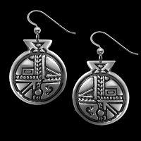 Katchina Spirit Earrings