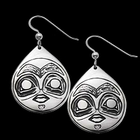 Moon Spirit Earrings