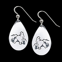Bear Mountain Earrings