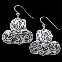 Serpent's Bite Earrings