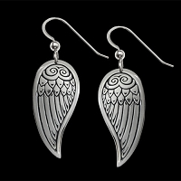 Winged Fantasy Earrings