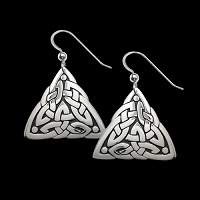 Duncan's Triangle Earrings
