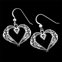 Soul of the Heart Earrings