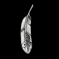 Eagle Feather Pendant
