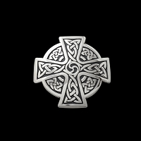 Cross of Continuity Pendant