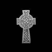 Cross of Life Lg Pendant