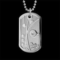 Time Dog Tag