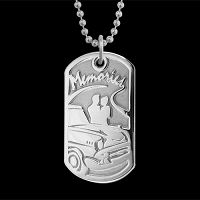 Memories Made Together Dog Tag