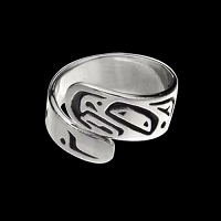 Eagle Sm Ring