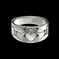 Pledge of Love Mens Ring