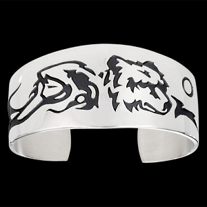 Maiden of the Bear Clan Bracelet