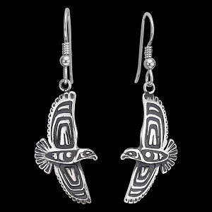 Soaring Eagle Earrings