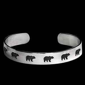 Bear Shadows Bracelet