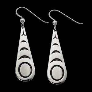 Salish Light Earrings
