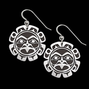 Sun Spirit Sm Earrings