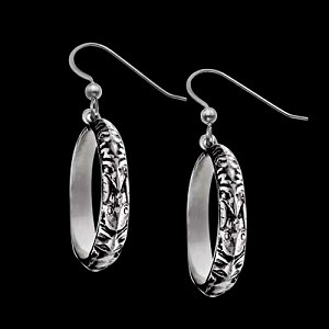Tongass Hoop Earrings