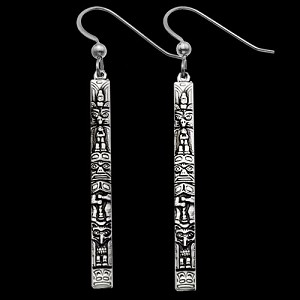 Spirit Totem Earrings