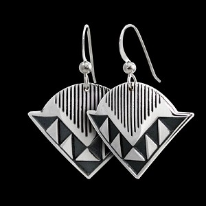 Delectable Mountains Earrings