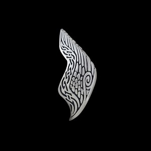 Freedom's Wing Pendant