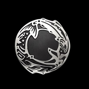 Circle of Life Lg Pendant