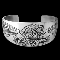 Dragon Flight Bracelet