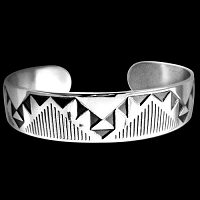 Delectable Mountains Bracelet