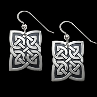 Celtic Wisdom Earrings