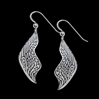 Freedom's Wing Earrings
