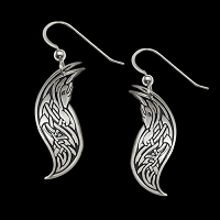 Dolphins Journey Earrings