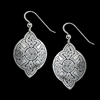 Immortal Strength Earrings