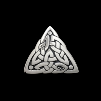 Duncan's Triangle Pendant
