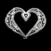 Soul of the Heart Lg Pendant
